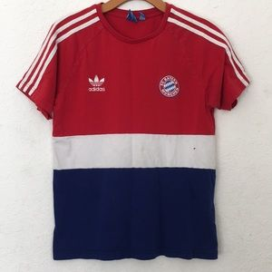 Men Adidas Bayern Munich Soccer shirt size M